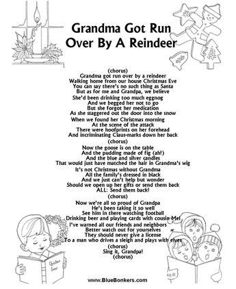 photograph regarding Printable Christmas Song Lyrics known as Printable Xmas Carol Lyrics sheet : Rudolph the Purple No
