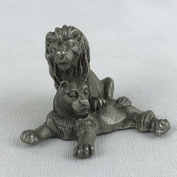 Details about Rhino Rhinoceros Miniature Figurine Green Com