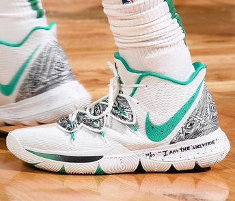 info for 75a79 0f314  KyrieIrving brought out a new Nike Kyrie 5 colorway tonight. 🔥🔥🔥