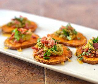 Sweet-Potato-Bites-with-Avocado-and-Bacon-2