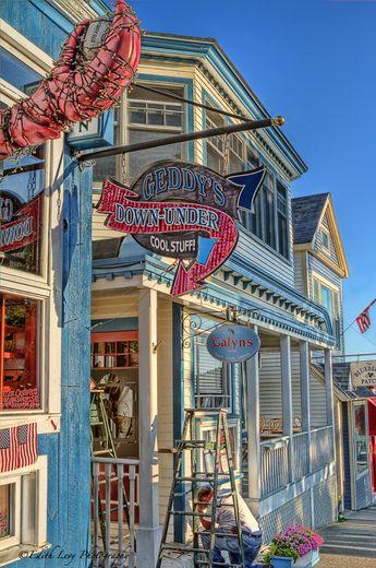Bar Harbor, Maine - Such a cute town