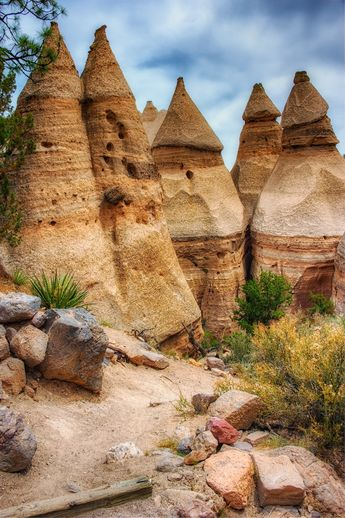 The guardians of Tent Rocks