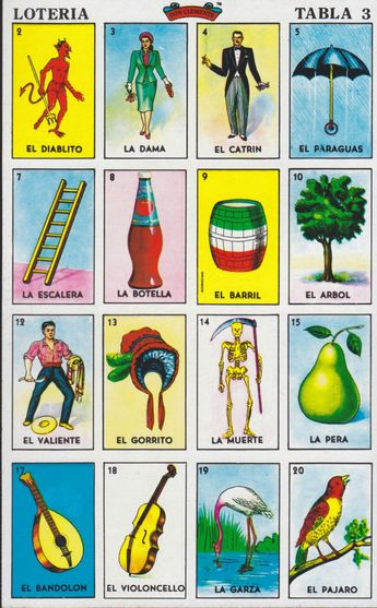 picture relating to Printable Loteria Mexicana known as Loteria El Camaron Mexican Retro Case in point Artwork Print Vin