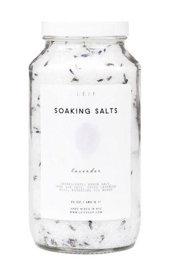 Pure Soaking Salts - Lavender