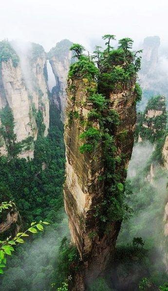 Zhangjiajie National Forest Park ,China