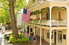 18 of the Most Charming Small Towns Across America