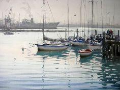 Joseph Zbukvic - Tutor at EPC Art Courses