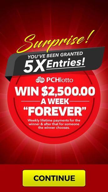 Pch Lotto Full Site