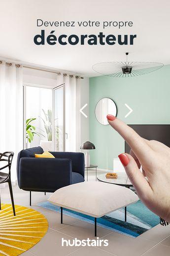 Révélez le décorateur intérieur qui sommeille en vous. Testez la nouvelle expérience Hubstairs !