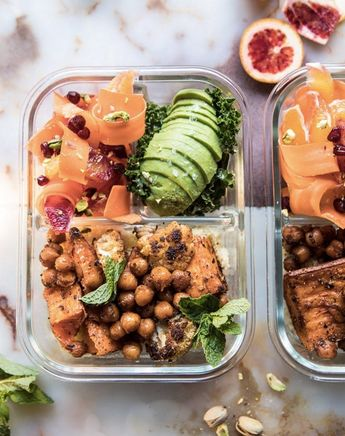 17 Vegan Meal-Prep Recipes You Can Make Once and Eat All Week
