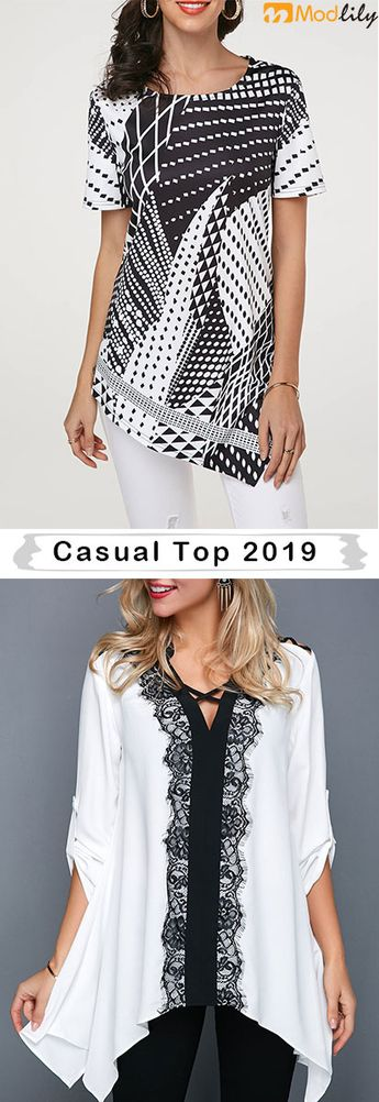 casual, printed, asymmetric hem, lace, cheap and comfortable. It is time to extend your style of your clothes. Shopping it to prepare for spring is a better choice.