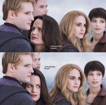 Photo of Carlisle and Esme (Edward and Bella's wedding) for