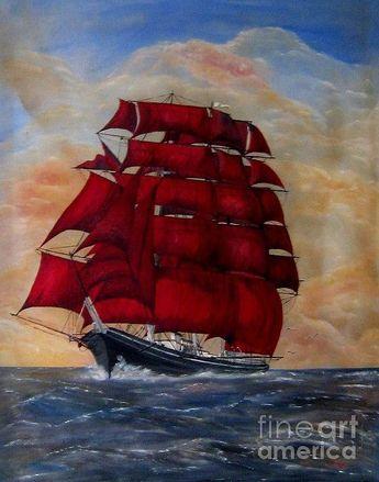 gif sailing rose ship - Google Search
