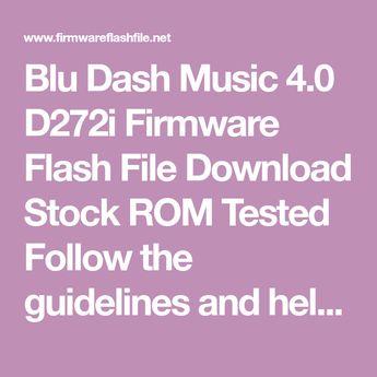 Blu Vivo 5 Mini V050EQ Firmware Flash File Download Stock R