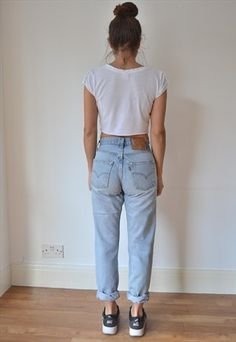 what to wear with vintage high waisted jeans 50+ best outfits