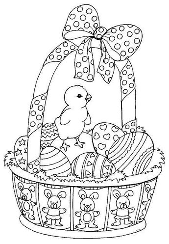 easter_106 Easter coloring pages