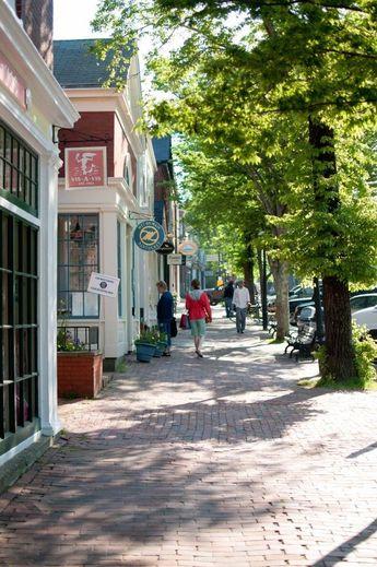 My Bachelorette in Nantucket