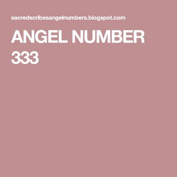 111 Angel Number Joanne
