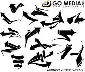 moving arrows