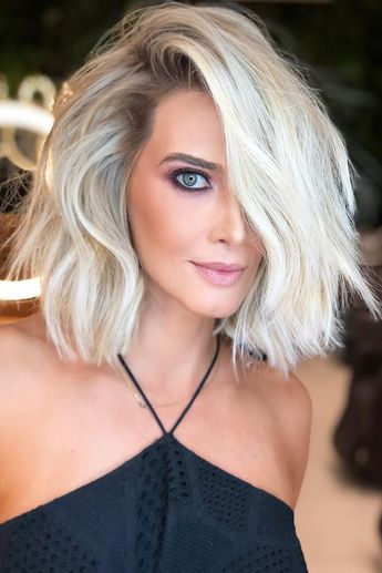 35+ Flirty Blonde Hair Colors to Try in 2019