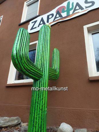 Aussen Kunstwerk, Skulptur, Kaktus, Mexican Restaurant, Ravensburg auf golocal.de