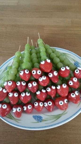 Baby Shower Appetizer Ideas for Boys