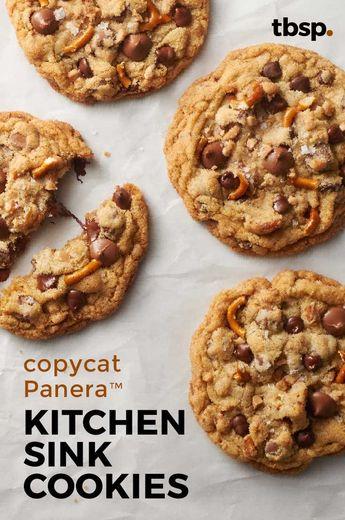 Copycat Panera™ Kitchen Sink Cookies