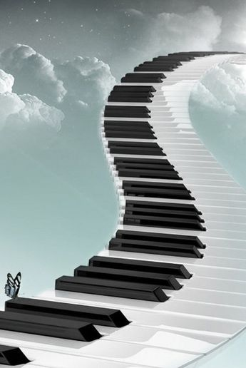 Follow the piano key share moments pinned with #Bazaart - www.bazaart.me