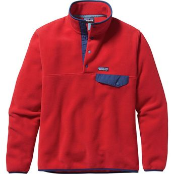 a07767c07ed998 Patagonia Lightweight Synchilla Snap-T Fleece Pullover- Men s