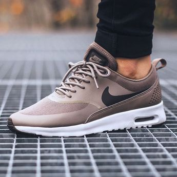 "Tendance Chausseurs Femme 2017 - Titolo Sneaker Boutique on Instagram: ""Nike Wmns Air Max Thea 'Iron/Dark Storm-White' available in-store and online @titoloshop Zurich"