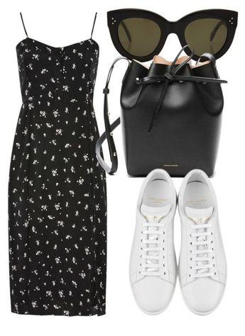 Conheça Dicas Incríveis de como usar Tênis Branco com vestido