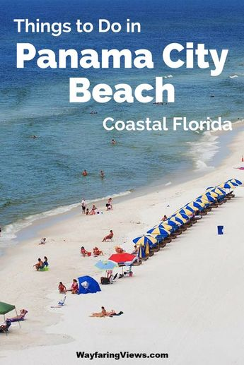 Get Moving with These Adventure Activities in Panama City Beach