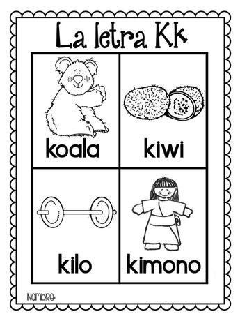 Con Las Fichas Para Aprender A Leer El Abecedario Los Niños