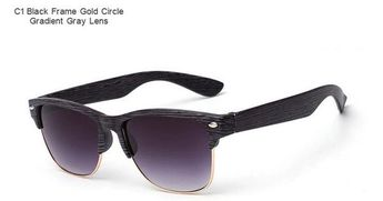 8256ede27 ARTORIGIN Half Frame Wood Color Sunglasses Really good quality Material  Plastic