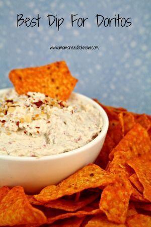 Best Dip For Doritos