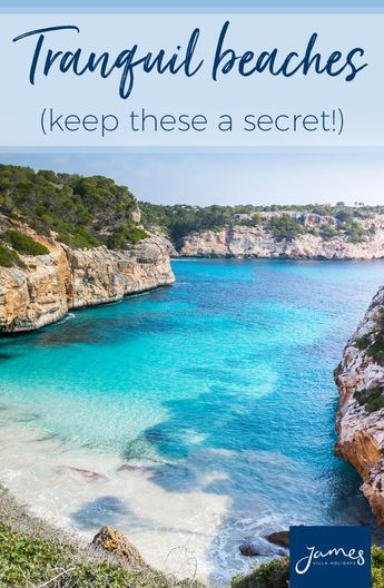 Tranquil Beaches – Keep These a Secret!