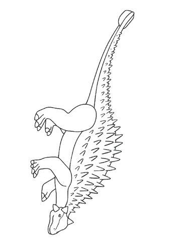 Kanguru Boyama Sayfası