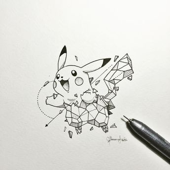 regram @kerbyrosanes Here's Pikachu to brighten up the day!