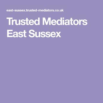 Trusted Mediators East Sussex