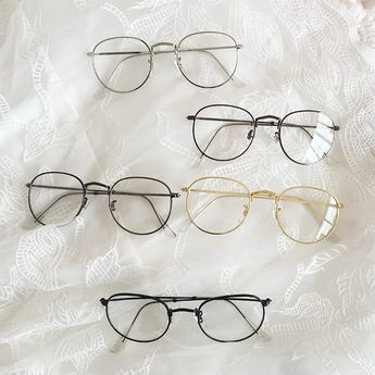 3d38130e42e4 The product Wire-Frame Glasses is sold by HONEYMIX. in our Tictail store.