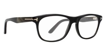 350c831e873f Tom Ford - FT5431 Black-eyeglasses-Designer Eyes
