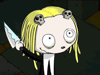 EVRY BODY'S FAVORITE LITTLE DEAD GIRL!!! YAY!!!