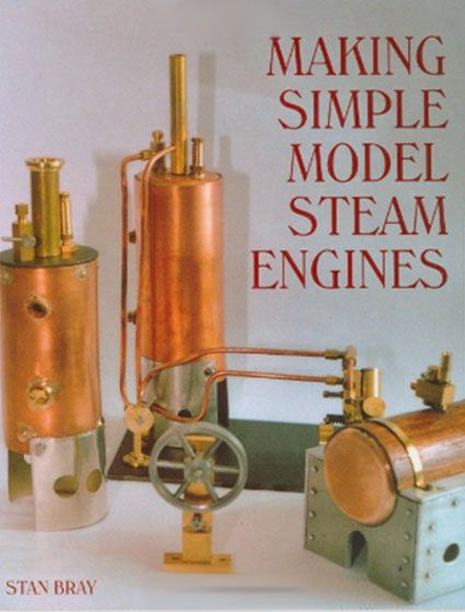 This book covers the construction of  miniature steam engines which can be made with a basic workshop,