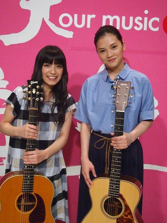 YUIとmiwa