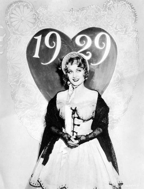 Leila Hyams- c.1928