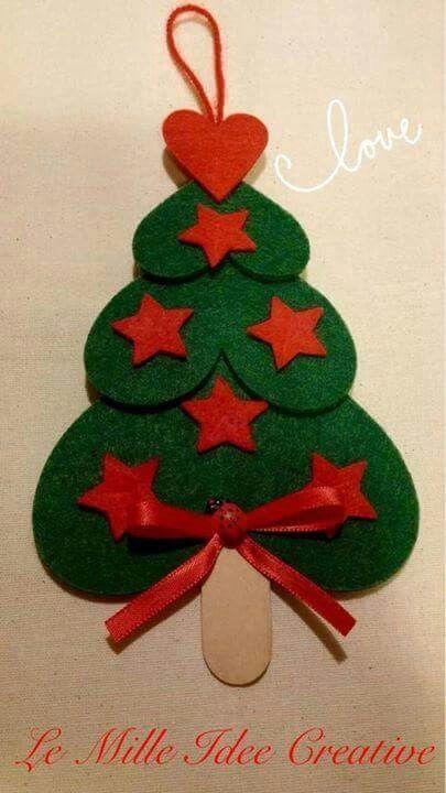 Pannolenci Lavoretti Di Natale.Pannolenci Natalizio 2020 Ecco 20 Idee Strepitose Senza Cuciture