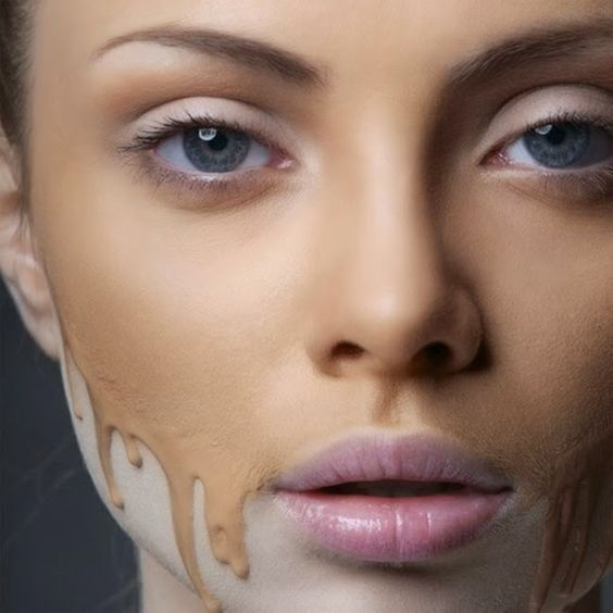 Girlicious: Common Mistakes to avoid while applying Foundation...