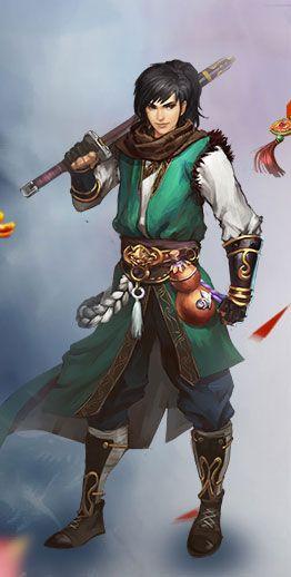 Ye Chen. Es el primer discípulo de Lin Feng.