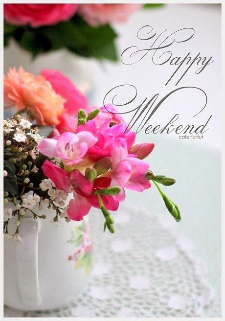 To my dear friends: have a fabulous weekend! xoxo paola.   Thank you very much sweet Paola for this beautiful message! Xoxo 04/08/16