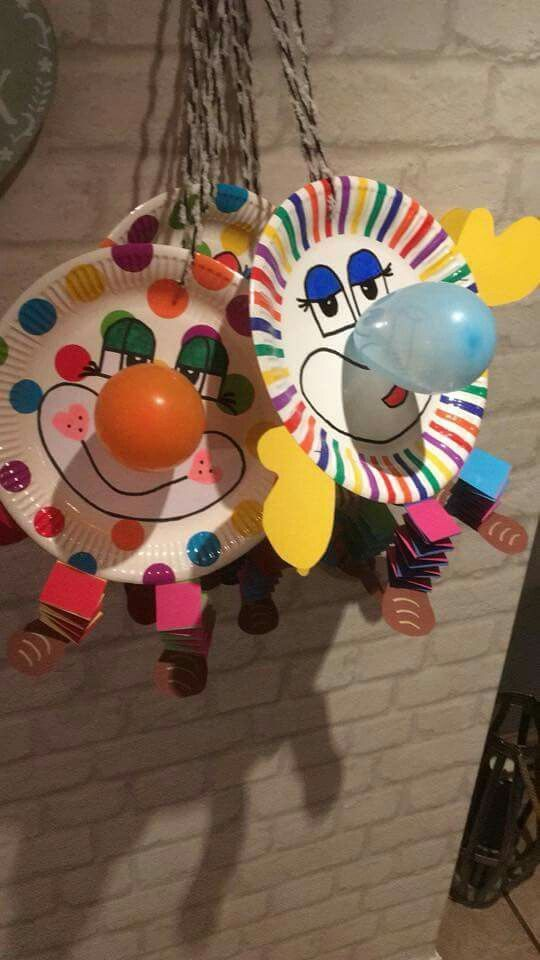 Carnival celebrate with children - Crafts for Teens
